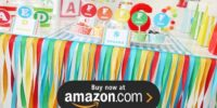 Alphabet Fun Birthday Supplies