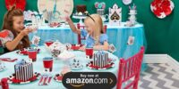 Alice in Wonderland Birthday Supplies