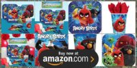 Angry Birds Birthday Supplies