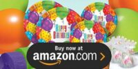 Balloon Patterns Birthday Supplies