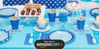 Bermuda Blue Birthday Supplies