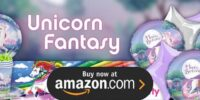 Rainbow Unicorn Pegasus Birthday Supplies