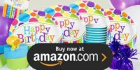 Bright and Bold Birthday Supplies
