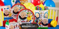 Caillou Personalized Birthday Supplies