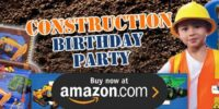 Construction Trucks Birthday Supplies