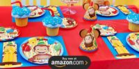 Curious George Birthday Supplies