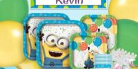 Despicable Me 3 Birthday Supplies