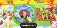 Dinosaur Train Personalized Birthday Supplies
