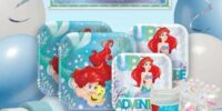 Disney Ariel Dream Big Birthday Supplies