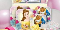 Disney Beauty and the Beast Birthday Supplies