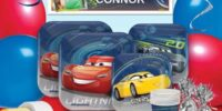 Disney Cars 3 Birthday Supplies