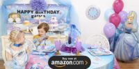Disney Cinderella Sparkle Birthday Supplies