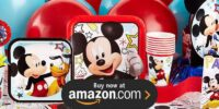 Mickey On The Go Birthday Supplies
