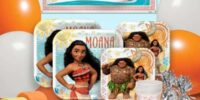Disney Moana Birthday Supplies