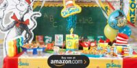 Dr Seuss 1st Birthday Supplies