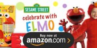 Elmo Turns One Birthday Supplies