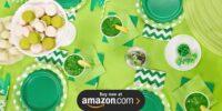 Emerald Green Birthday Supplies