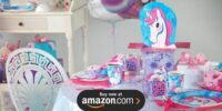 Enchanted Unicorn Birthday Supplies