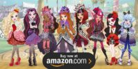 Ever After High Birthday Supplies
