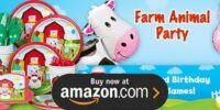 Farm Animal Birthday Supplies