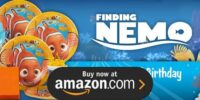 Finding Nemo Birthday Supplies