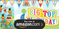 Fisher Price Circus Birthday Supplies