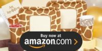 Giraffe Print Birthday Supplies