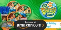 Go Diego Go Birthday Supplies