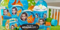 Goldfish Personalized Birthday Supplies