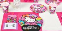 Hello Kitty Rainbow Birthday Supplies