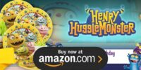 Henry Hugglemonster Birthday Supplies