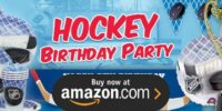Hockey Birthday Supplies