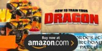 How to Train Your Dragon Birthday Supplies