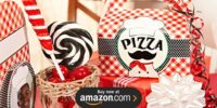 Itzza Pizza Party Personalized Birthday Supplies