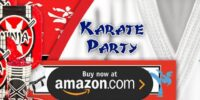 Karate Birthday Supplies