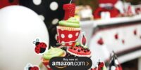 LadyBug Fancy 1st Birthday Supplies