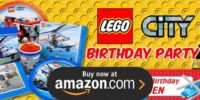 Lego Birthday Supplies