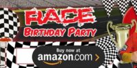 Lets Go Racing Birthday Supplies