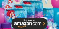 Little Mermaid Sparkle Birthday Supplies