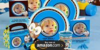 Look Whoos 1 Blue Personalized Birthday Supplies