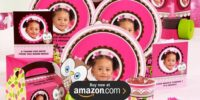 Look Whoos 1 Pink Personalized Birthday Supplies