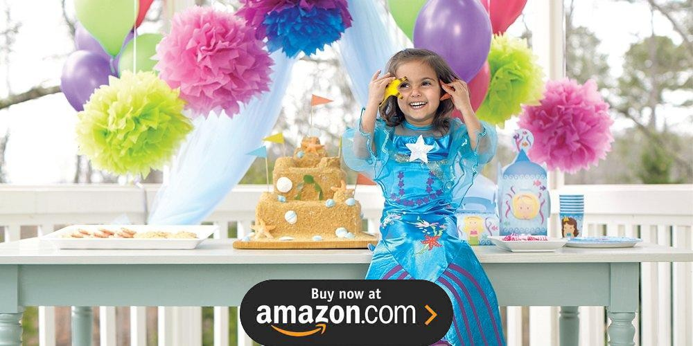 Mermaids Birthday Supplies