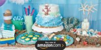 Mermaids Under the Sea Birthday Supplies