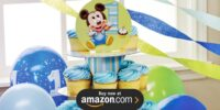 Mickey 1st Birthday Supplies