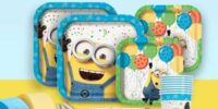 Minions Birthday Supplies