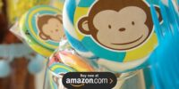 Mod Monkey Blue Birthday Supplies