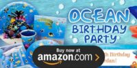 Ocean Birthday Supplies