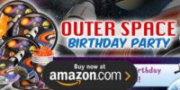 Outer Space Birthday Supplies