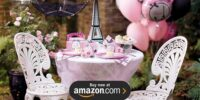 Paris Damask Birthday Supplies