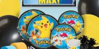 Pikachu and Friends Birthday Supplies